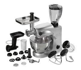 Meglio un tritacarne o robot da cucina?
